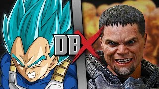 Vegeta VS Zod (Dragon Ball VS DC Comics) | DBX