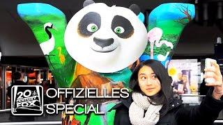 Kung Fu Panda 3 | Po-Vasion in Berlin | Special Deutsch HD DreamWorks
