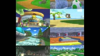 Mario Kart Wii(Wii)(USA) - Movie cup_select(Take 1)(06-27-14)