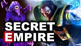 SECRET vs EMPIRE - OUTCLASSED - DREAMLEAGUE 9 MINOR DOTA 2