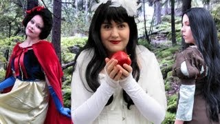 Snow White and the Snow Whites (English subtitles) PARODY
