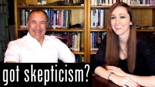 Michael Shermer Interview: Skepticism & Atheism