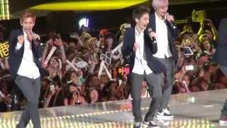 [Fancam] EXO- 365 @M! Countdown What's Up LA KCON 2013