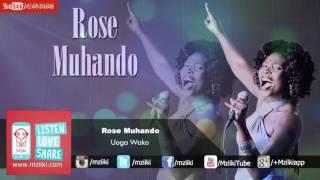 Uoga Wako | Rose Muhando | Official Audio