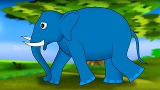 ആന വരുന്നേ ഓടിക്കോ.... | New Malayalam Animation Story | Latest 2D Animation