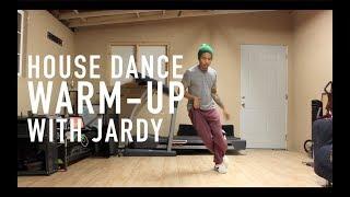 House Dance Tutorial - 5-Minute Warmup (Read Description)