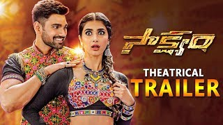 #Saakshyam Official Trailer   Bellamkonda Srinivas   Pooja Hegde   Sriwass   Abhishek Nama
