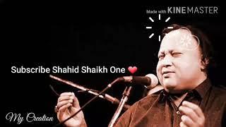 Nusrat Fateh Ali Khan line WhatsApp status video