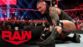 Randy Orton destroys Matt Hardy with a brutal Con-Chair-To: Raw, Feb. 10, 2020