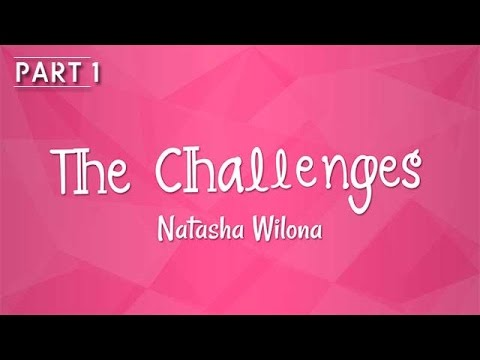 The Challenges:  SamYang Challenge Natasha Wilona Part 1