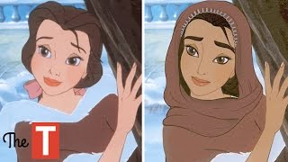 10 Alternate Stories Of Disney Princesses In Other Countries Part 2
