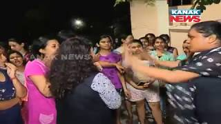 Pre-Poll Violence In Utkal University & BJB College Campus
