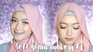 SOFT GLAM MAKEUP TUTORIAL | ARE YOU GLAM ENOUGH | saritiw