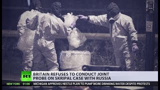 Chemical weapons watchdog refuses to provide Russia with facts on Skripal investigation