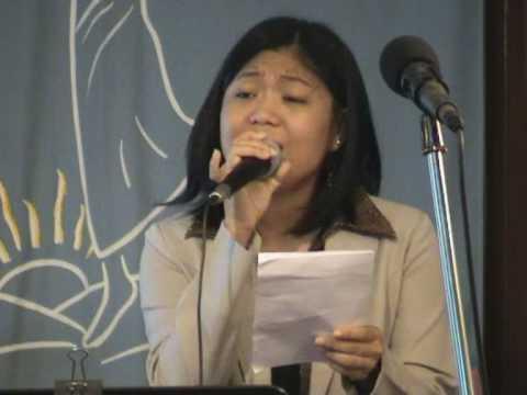 Nant Khanote Phaung song M.C.A Bangkok 15.2 2009