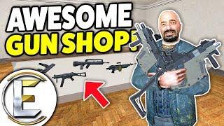 Awesome Gun Shop! - Gmod DarkRP (Advanced Gun Dealer!, Well That