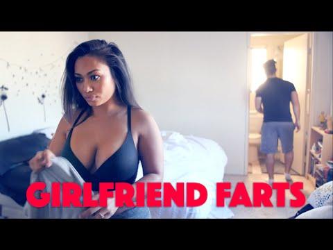 GIRLFRIEND FARTS JoeNationTV