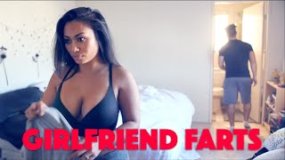 GIRLFRIEND FARTS  | JoeNationTV