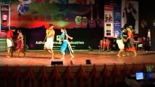 apdi pode pode...dance performed by SANISH KERKETTA...