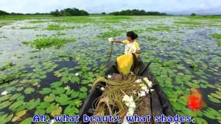 আমার সোনার বাংলা আমি তোমায় ভালবাসি ।   National Anthem Bangladesh Official HD