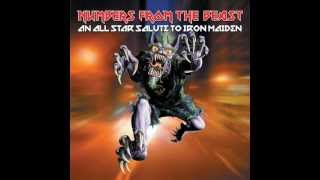 NUMBERS FROM THE BEAST  -- An All Star Salute To Iron Maiden -- The Wicker Man