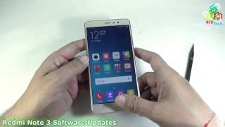 [Hindi-Audio]-Xiaomi Redmi Note 3 Slow down after Software Updates