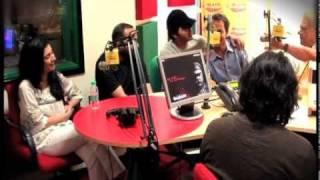 Teen Thay Bhai's Team In Radio Mirchi Studios!