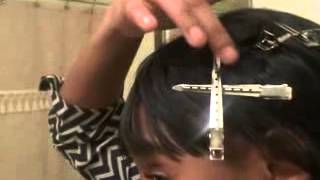 How to Sew on a Wig