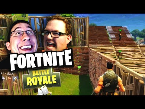 THE MADNESS OF 50 VERSUS 50 | Fortnite Battle Royale Part 1