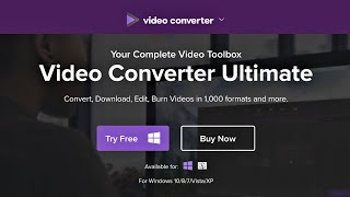 Wondershare Video Converter Ultimate 10.2.2.161 Full Version 2018 - Tutorial