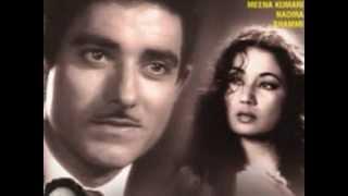 Ajeeb Dastan Hai Yeh [Full Song] (HD) With Lyrics - Dil Apna Aur Preet Parai