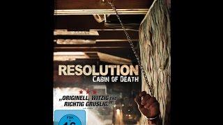 Resolution - Cabin of Death [HD] (Horrorfilme deutsch ganzer Film)
