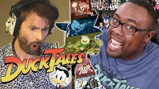 DUCKTALES 2017 VOICE CAST - Doctor Who & SNL #DuckTales?