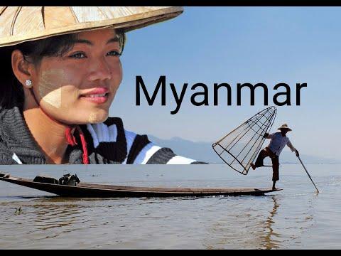 Myanmar/ Yangon Part 1 (HD)