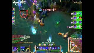 funny jump kha'zix :D from 달인카직스 [LOL]
