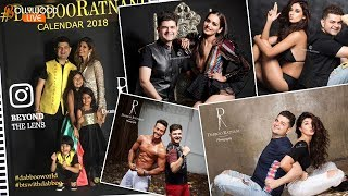 LATEST ! Dabboo Ratnani Calendar 2018 Teaser Out - Bollywood Live