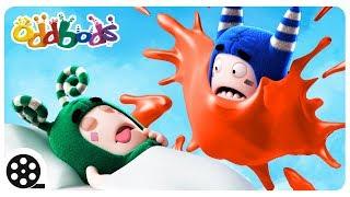 Cartoon | Oddbods - INSOMNIAC | Funny Cartoons For Children | Cartoon Show