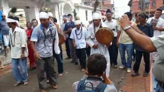Janai purnema festival in Kathmandu