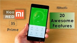 20 Awesome Features of Xiaomi Redmi 3s Prime