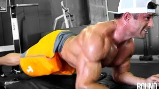 How To Get Six Pack Abs In 4 Minutes: Extreme Plank Workout