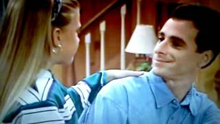 Full house stephine and her dad and uncle jesse