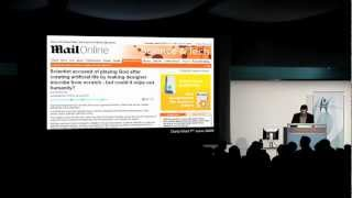 Adam Rutherford presents Creation: Synthetic Biology and the Origin of Life