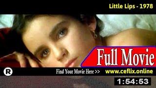 Piccole labbra (1978) Full Movie Online