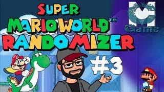 Super Mario World Randomized! #3 (Seed: b80ecdba) ~ Mike CantGame