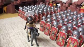 Playmobil-SPQR`s Rom gegen Ägypten