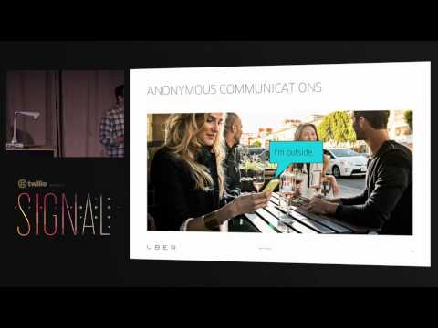 EQUIP Uber s communications platform Michael Kadin Uber