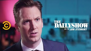The Daily Show - The Future Christ