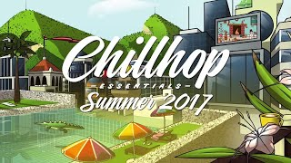 Chillhop Essentials - Summer 2017 🌴 [Jazzhop & Instrumental Hip Hop Beats]