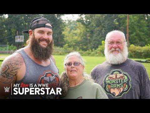 Xxx Mp4 Braun Strowman My Son Is A WWE Superstar 3gp Sex