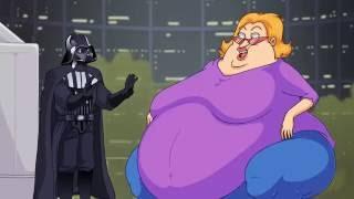 Darth Vader - Star Wars - YO MAMA SO UGLY